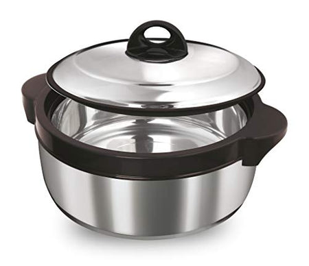 Asian Shining Star Stainless Steel Casserole Set Of 3 (1000+1200+1600)