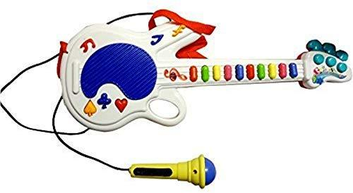 Musical Guitar Toy With Microphone for Kids - Passion for Music - halfrate.in