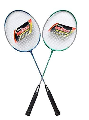 Badminton Racket Set of 1 Pair with Attractive Cover - halfrate.in