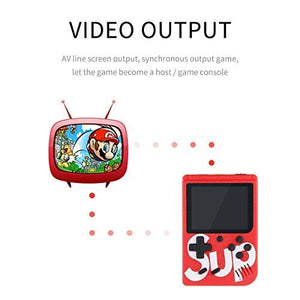 Sup Video Game for Kids 400 games in 1 Including Supermario and Contra - halfrate.in