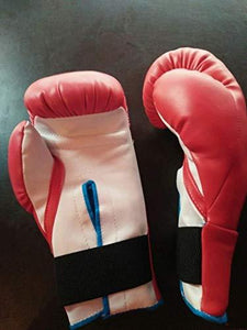 Foam Based Prime-Training Boxing Gloves (Regular Set of , Assorted Colour - halfrate.in