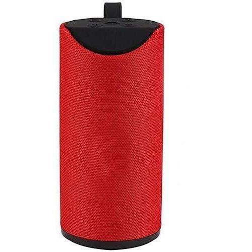 Ekdant® TG113 Bluetooth Speaker Portable Outdoor Rechargeable Wireless Speakers Sound bar Sub Woofer Loudspeaker TF MP3 in-Built Mic (Multicolor) - halfrate.in