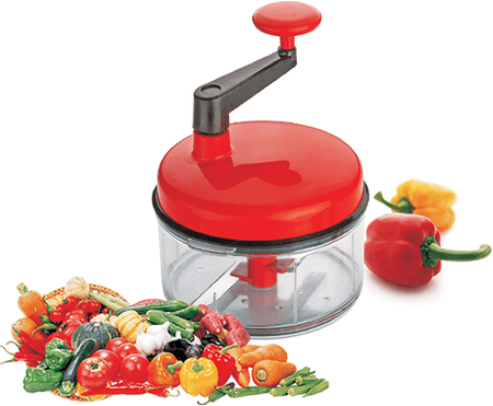 Chop-n-churn Food Processor - useful Kitchen tool - halfrate.in