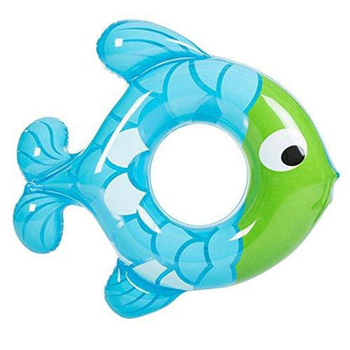 Intex Inflatable Swimming Ring Fish Shape 59222 - Fun For Kids - halfrate.in