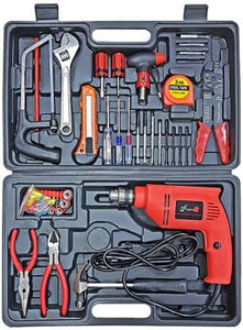 Saleshop365® 102 pcs Jumbo Powerful Drill machine Kit with lots of Accessories