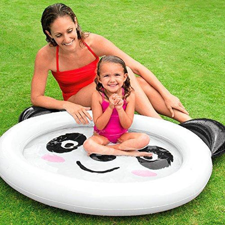 Intex Smiling Panda Baby Pool - halfrate.in