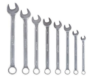 Saleshop365® Set of 8 Pcs Combination Spanners - halfrate.in