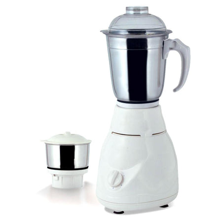 Heavy Duty Mixer Grinder with 2 Stainless Steel Jars Dome Cover 500 watt