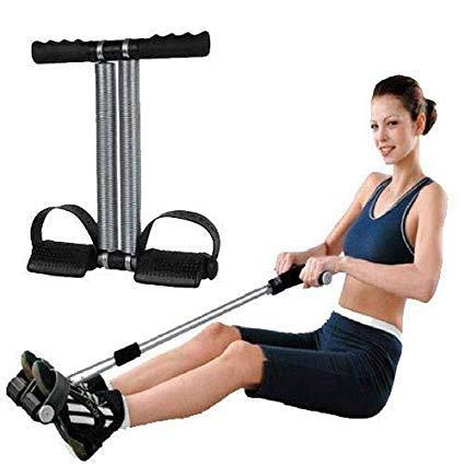 Ratehalf® Tummy Trimmer Double Spring - Home Gym Equipment For Men & Women - halfrate.in