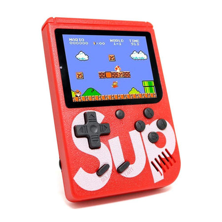 400 in 1 Sup Game Box USB Rechargeable Console/Led Screen/Retro Classic Gaming Console Portable for Kids - halfrate.in