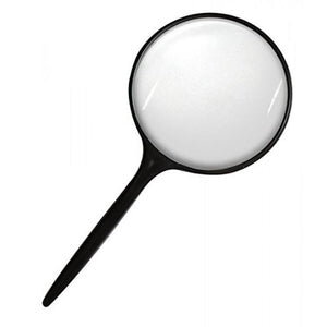 Magnifier Magnifying Glass Hand Magnifier Handheld 50 mm - halfrate.in