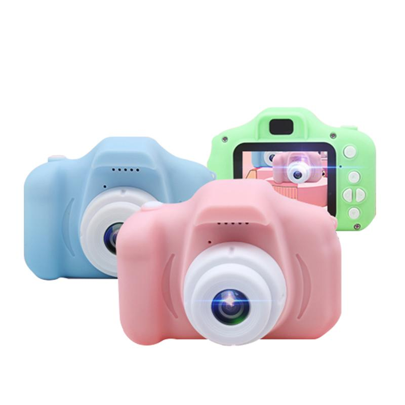 Kids Camera Children Digital Cameras for Girls Birthday Toy Gifts 4-12 Year Old Kid Action Camera Toddler Video Recorder 1080P IPS 2 Inch Shockproof Great Gifts for Kids - halfrate.in