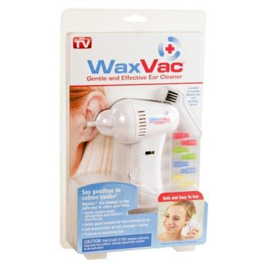 Ratehalf® Amazing Wax Vac Ear Cleaner clean your ears easily - halfrate.in