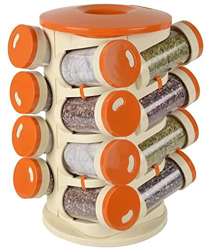16 JAR REVOLVING MULTIPURPOSE RACK - halfrate.in