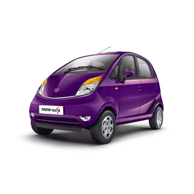 Tata Nano Car Body cover Waterproof High Quality with Buckle - halfrate.in