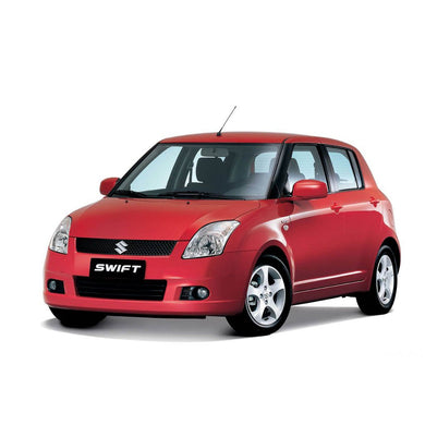 Maruti Swift old model Car Body cover Waterproof High Quality with Buckle - halfrate.in