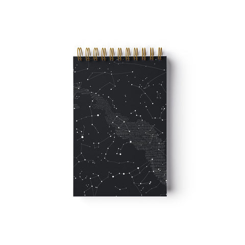 Carnet reporter ligné - Constellations