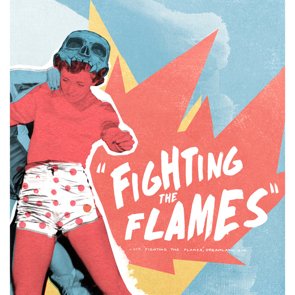 Affiche - Fighting the flames