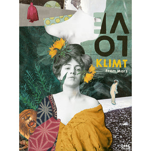 Affiche - Love Klimt from Mars