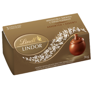 Lindor Assorted 3 Pack