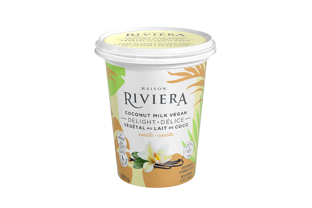 Maison Riviera Coconut Milk Vegan Yogurt