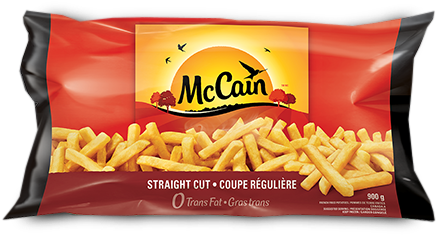 McCain Straight Cut Fries