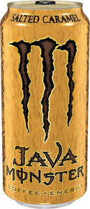 Java Monster Coffee + Energy Drink