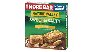 Nature Valley Sweet & Salty Granola Bars