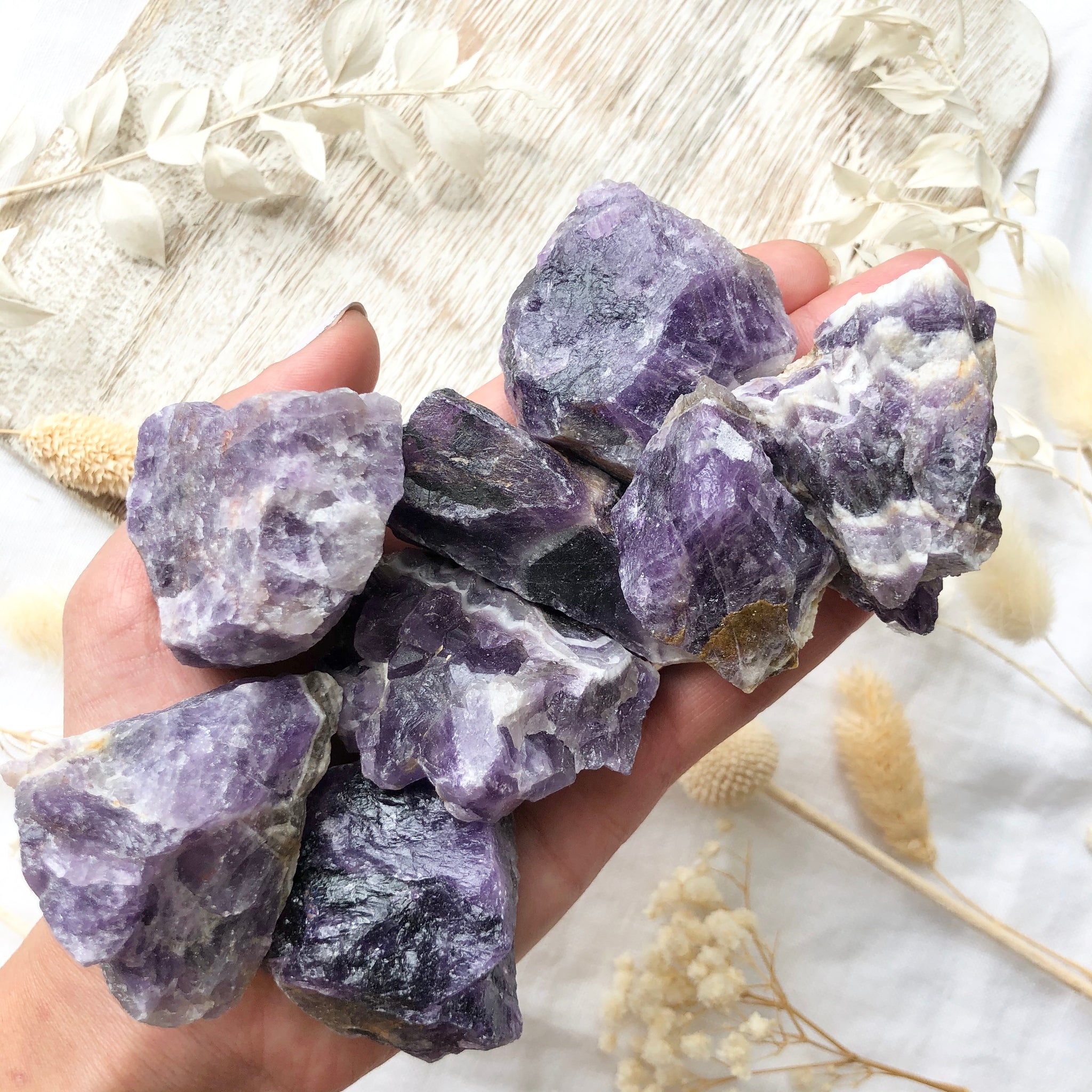 Dream Amethyst Raw