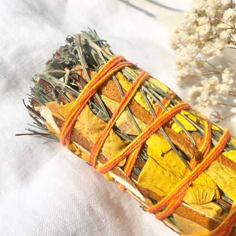 Abundance & Prosperity Smudge Stick