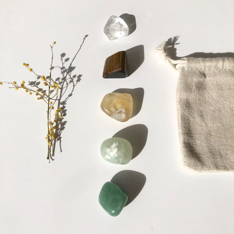 Abundance & Prosperity Tumble Set