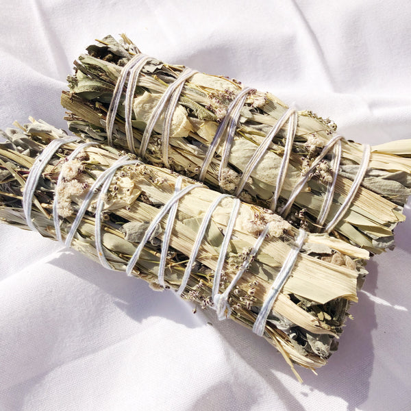 Faith, Guidance & Protection Smudge Stick