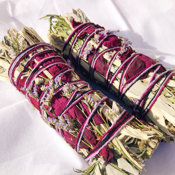 Forgive, Heal & Release Smudge Stick