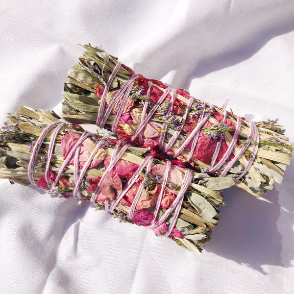 Peace, Harmony & Joy Smudge Stick
