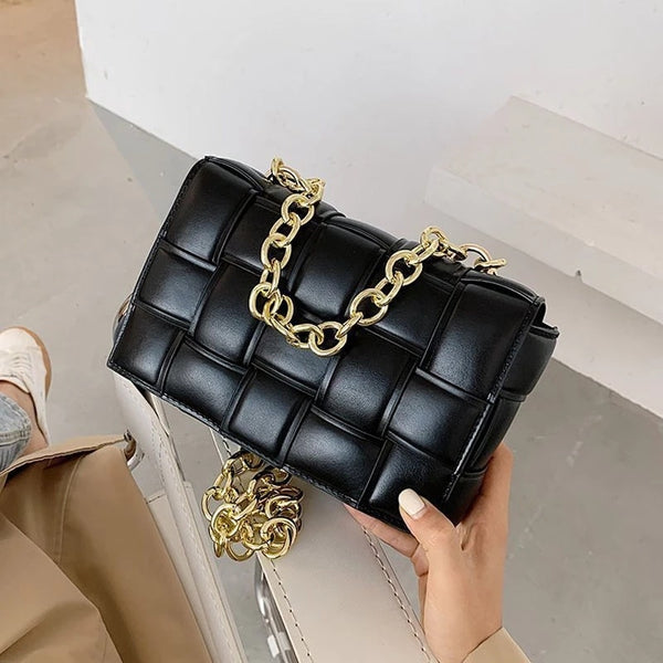 Pu Leather Luxury Quality Shoulder Bag