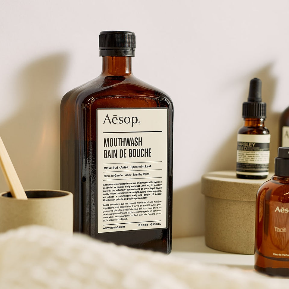 Aesop Mouthwash 500ml
