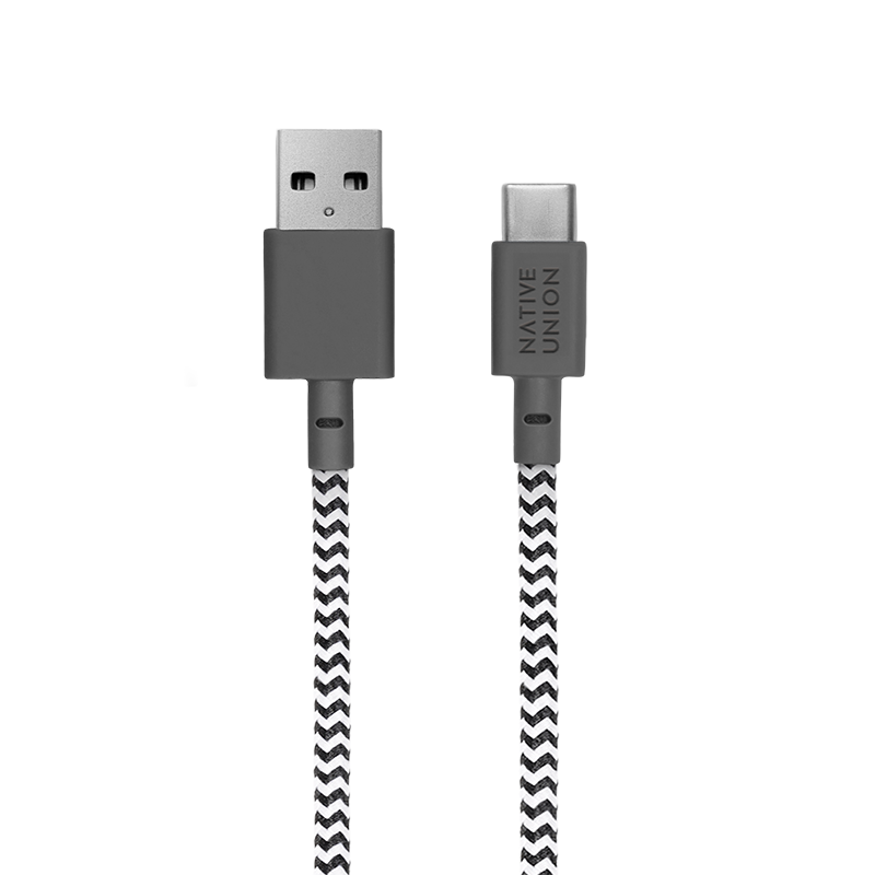 BELT CABLE USB-A to USB-C