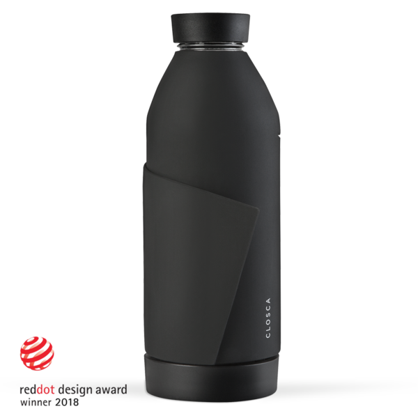 Closca  water Bottle with tea filter