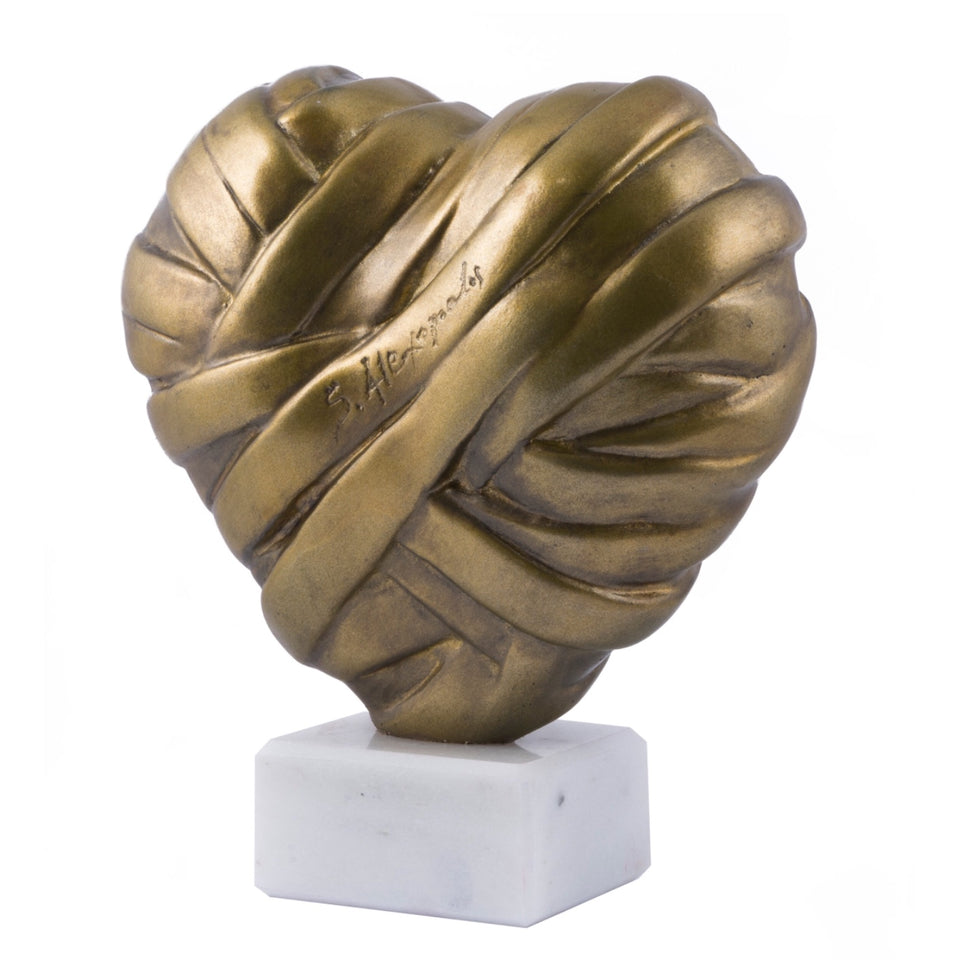 LOVE ME-Bronze small