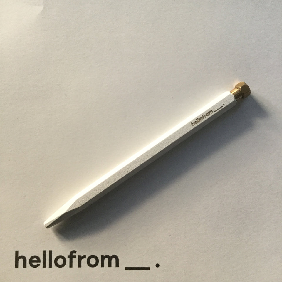 HELLOFROM LIMITED ROLLER BALL PEN BLACK