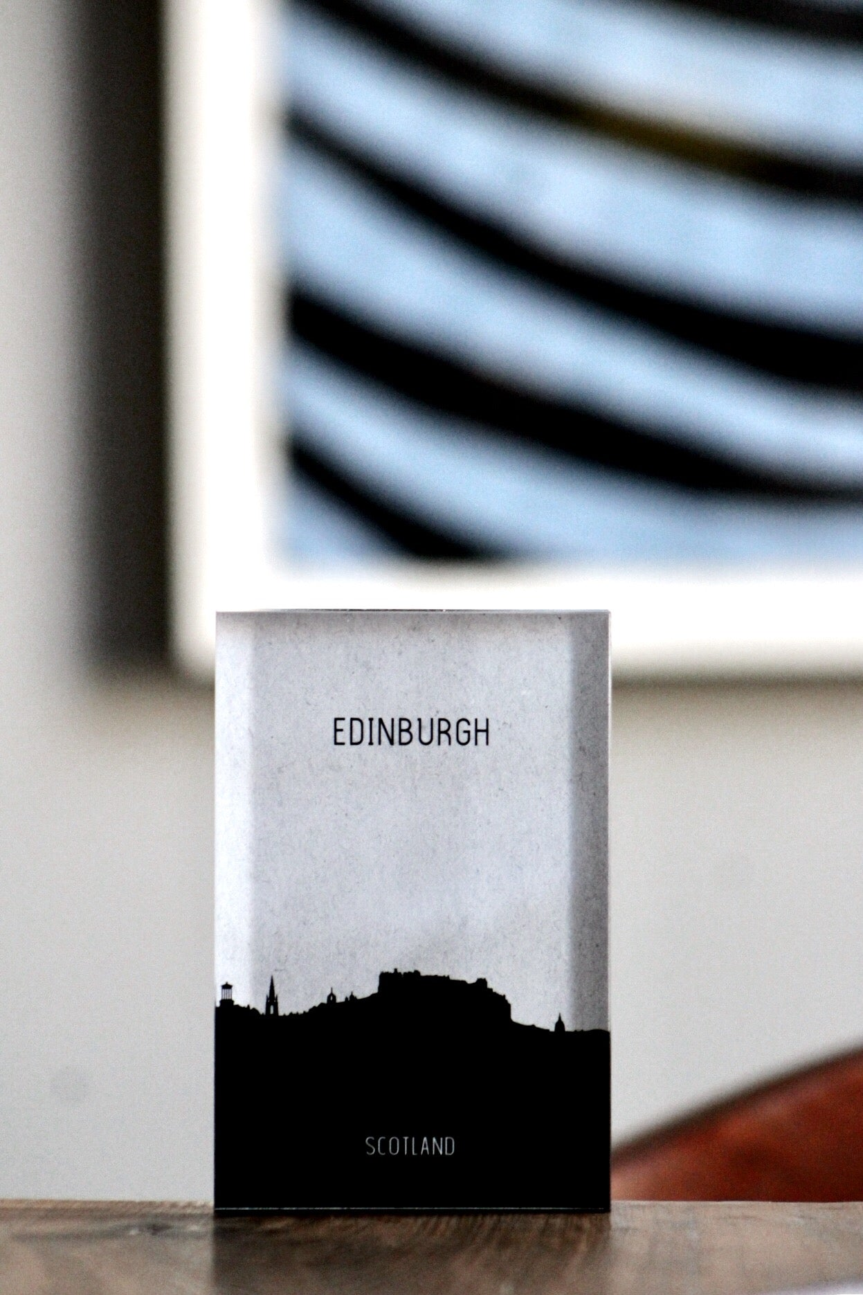 Edinburgh design object
