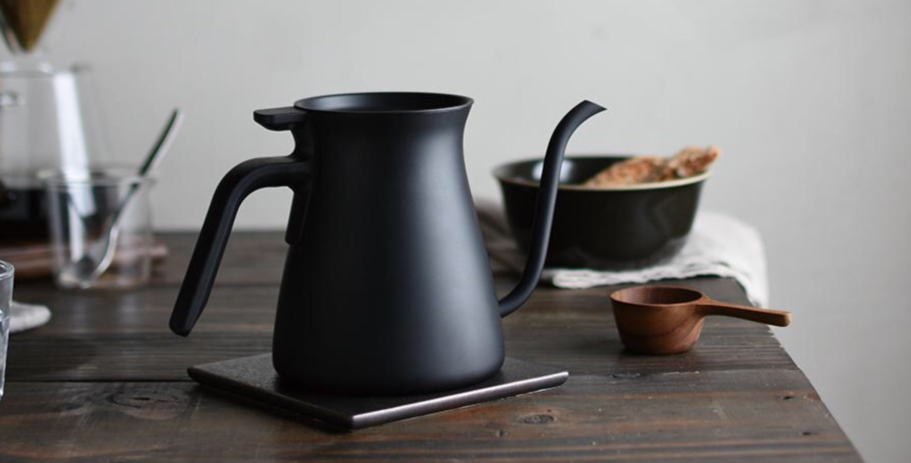 KINTO POUR OVER KETTLE 900 ml