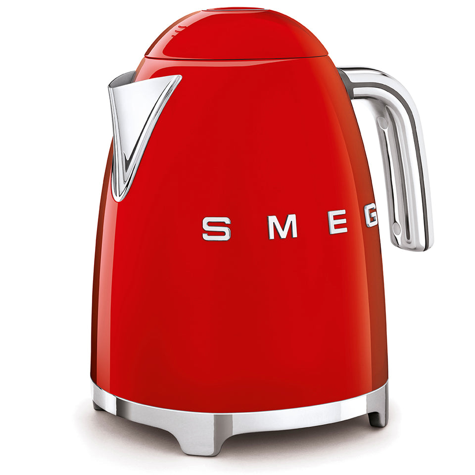 SMEG-Red Kettles 50's Style
