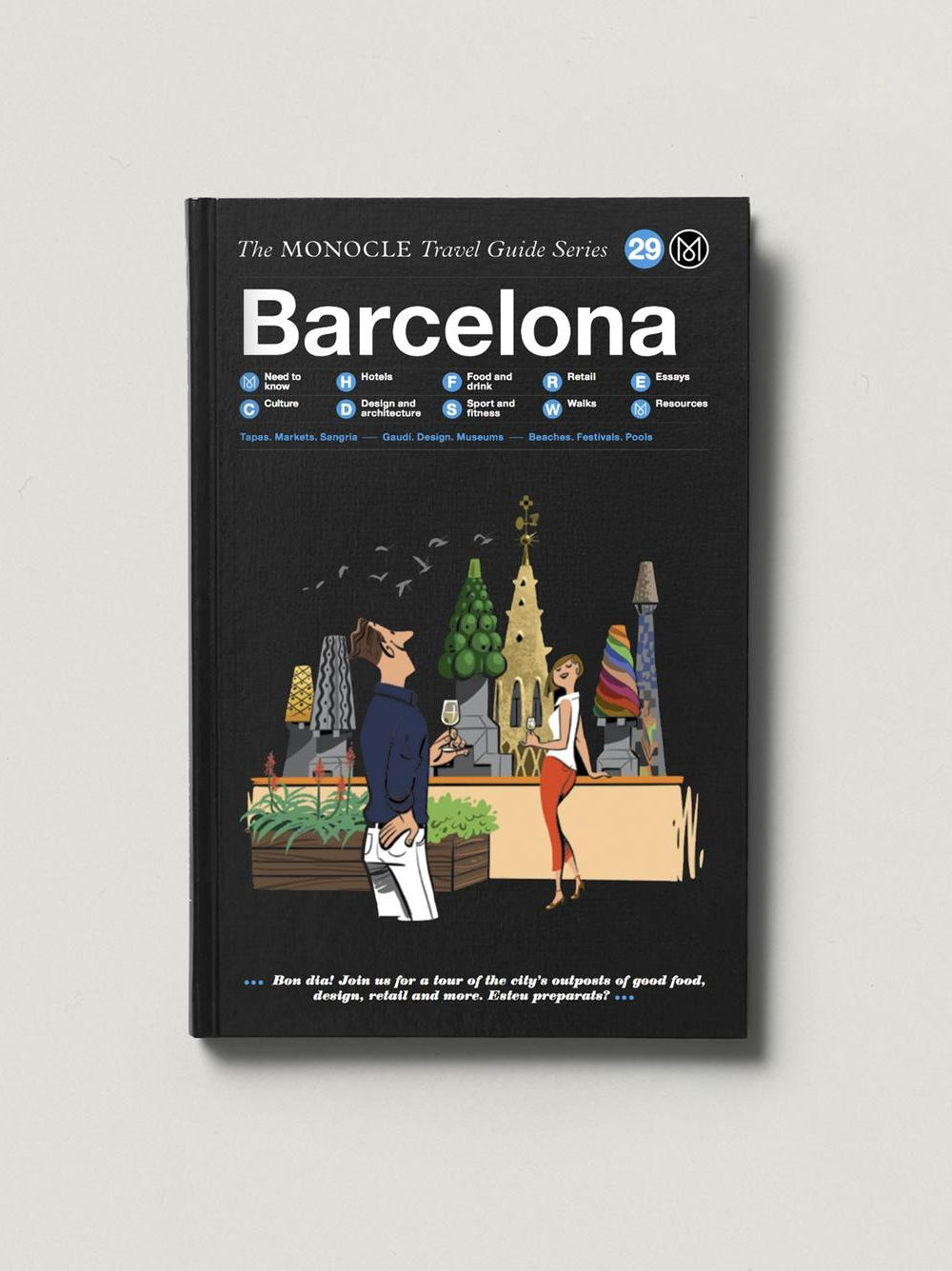 The Monocle Travel Guide, Barcelona