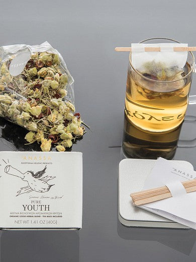 Blend of organic herbs «Pure Youth»