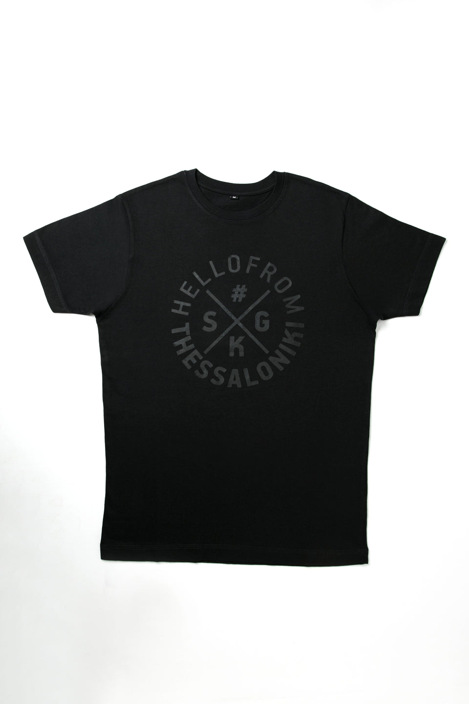 hellofrom Thessaloniki cotton T-shirt for him