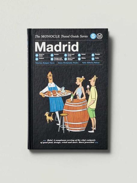 The Monocle Travel Guide, Madrid