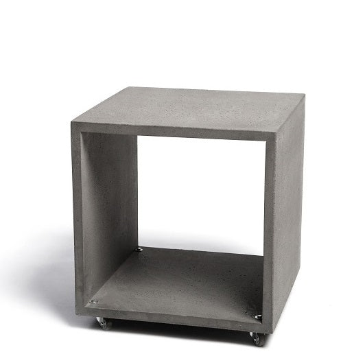 MENSA ROTA concrete coffee table