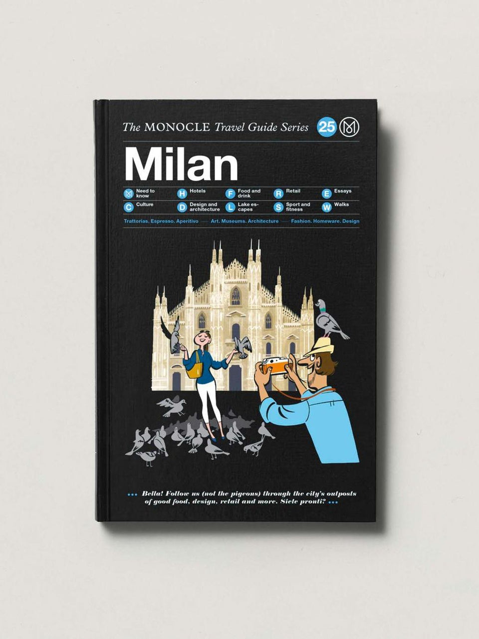 The Monocle Travel Guide, Milan