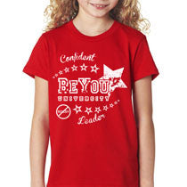 Red BeYOU University T-Shirt